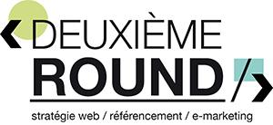 Deuxième Round - Mathieu Garnier - SEO - Stratégie Web-Logo